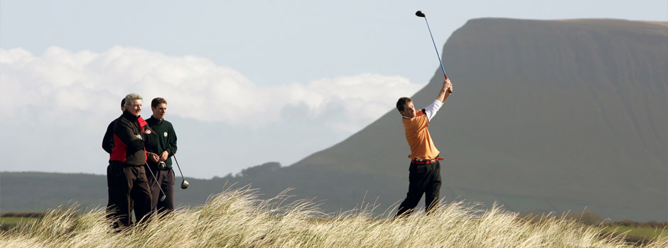 Golf Courses in Sligo