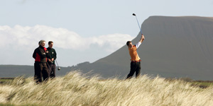 Golf in Sligo